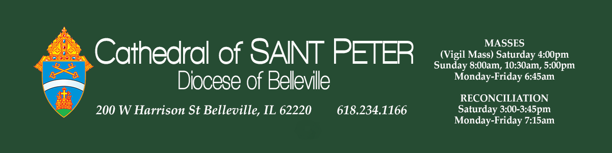 Cathedral of Saint Peter Logo